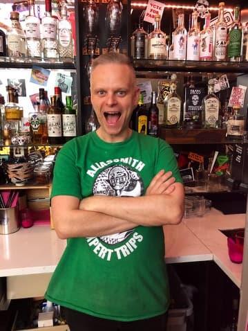 Anders Bergengren-Bar Bebida